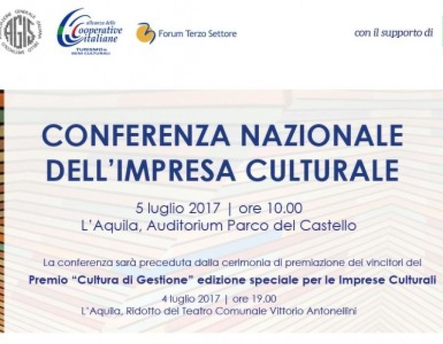 Conferenza Nazionale dell'Impresa Culturale